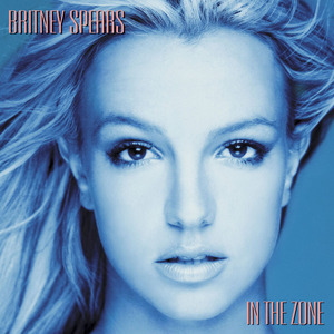 "Britney Spears' album - ""In The Zone"""