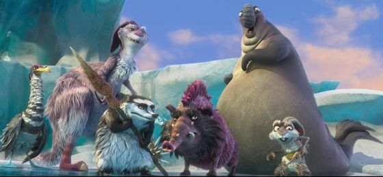 ice age 4 gupta voice - photo #22