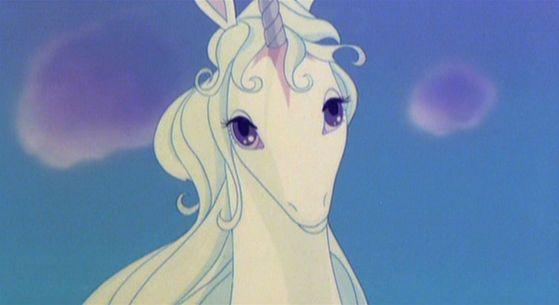 Mythical Beauty (As Unicorn)