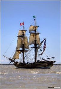 I ship Ship and Water