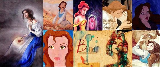 Belle Collage