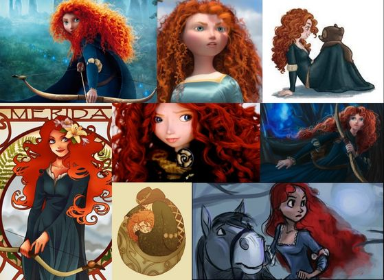 Merida Collage