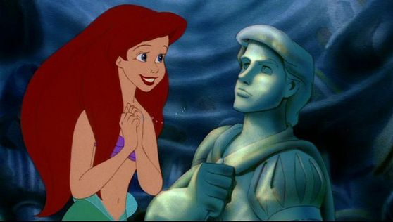 Ariel's voice - well, आप already know it's great, so I'll just stop talking.