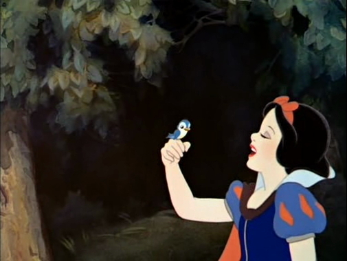 Although I like Snow White's voice, it's hard to compete with other great voices.