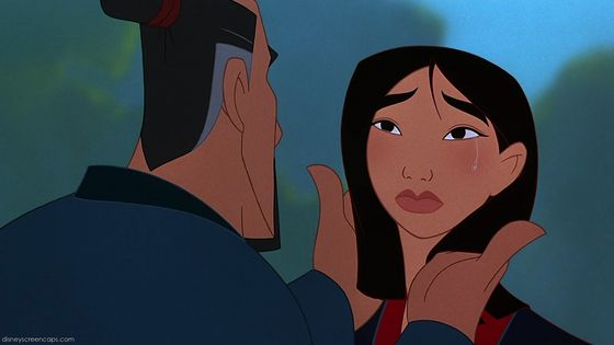 Mulan: Strong, brave, and beautiful -Shiki_Otherside