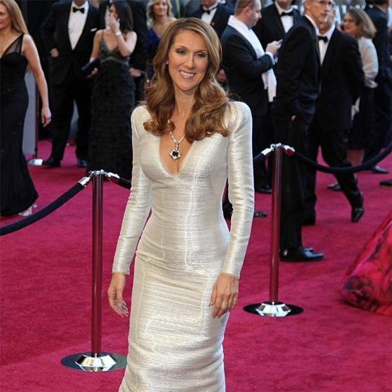 Celine Dion, Who Was In Attendance At The Wedding