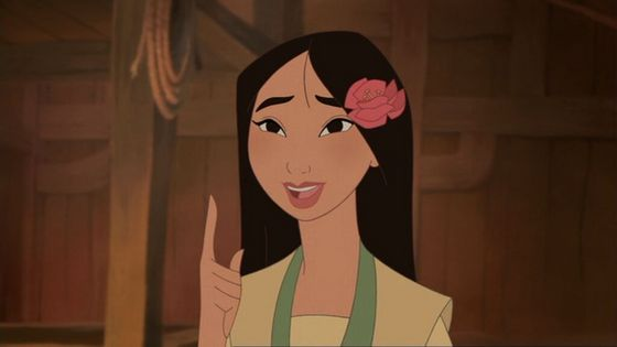 mulan in the confessional