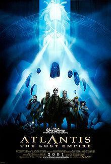 Theatrical Poster (Atlantis:TLE)