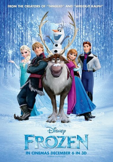 Theatrical Poster [Frozen]