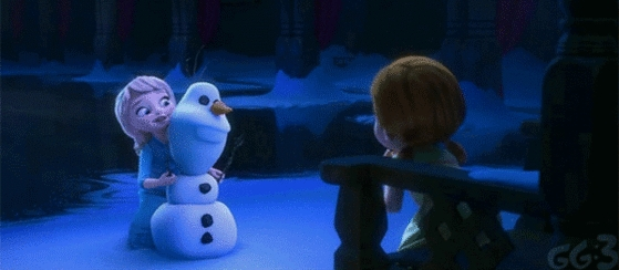 Do あなた want to build a snowman?