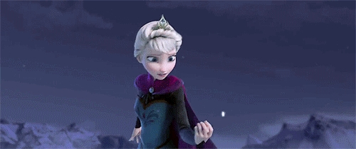 Stay Calm and Elsa On!