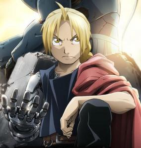 """The name's Edward Elric,and this my brother Alphonse"""