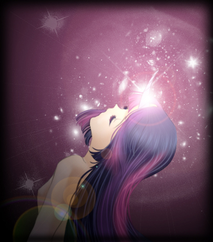Humanized Twilight Sparkle
