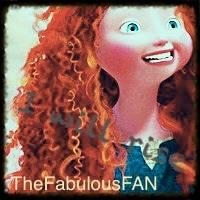 A Merida biểu tượng made bởi TheFabulousFAN