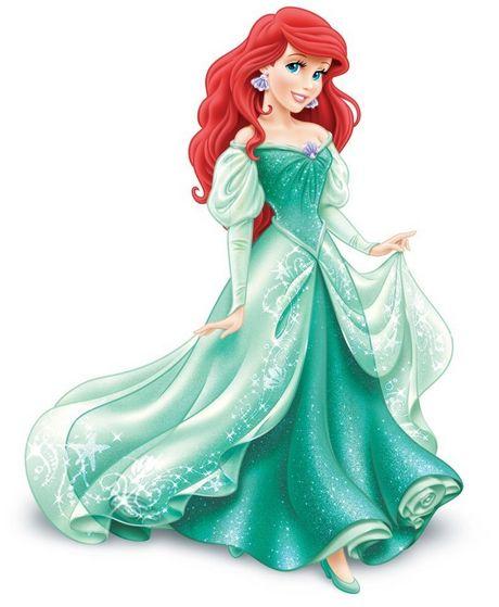 Ariel's redesign
