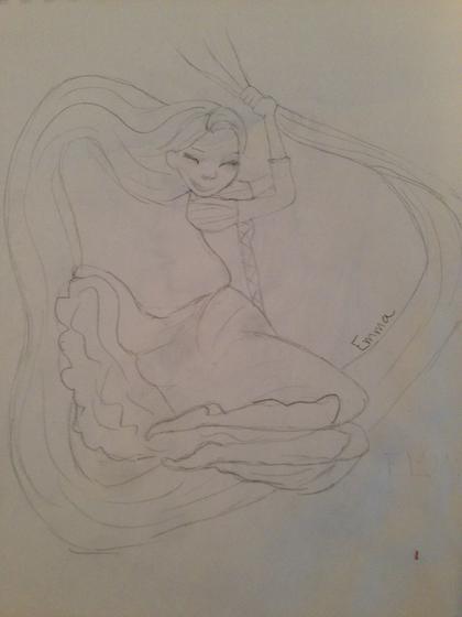 fan Art made par Emmalou13