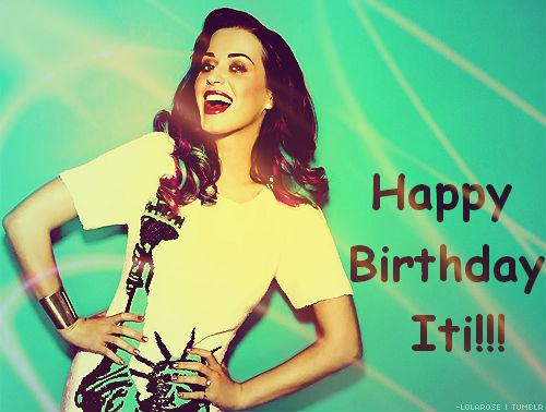 Happy Birthday:D