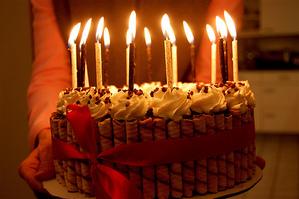 Your Birthday cake!<3 Yummy
