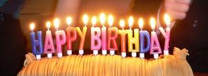 Happy Birthday to toi