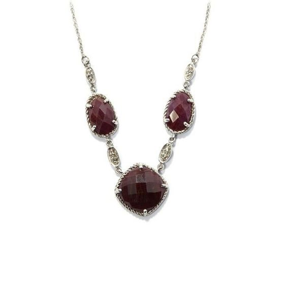 Th Ruby Necklace Michael Gave Maris