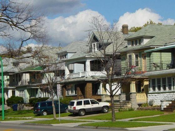 The Neighborhood Where Maris Grew Up In Buffalo, New York