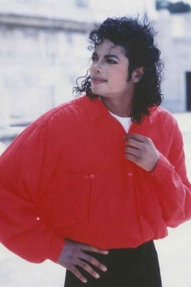 Michael In Paris For The VOGUE Photoshoot With Paris