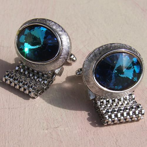 A Set Of Antique Cufflinks Given To Michael From Maris A Gift
