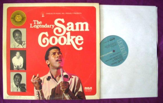 Sam Cooke 3-LP Set Maris Gave Michael As A Gift