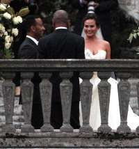 The Couple At John Legend's Wedding Back In 2013