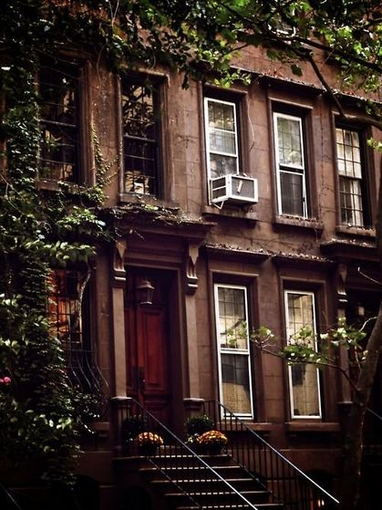 The New Townhouse Purchased By Michael And Maris Back In New York City