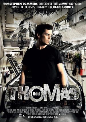 """""""Odd Thomas"""" - poster"""