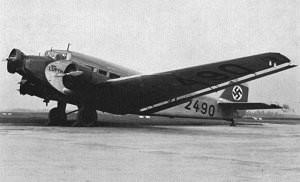 Stolen aircraft