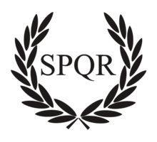 Symbol of the Roman Demigods