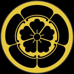 Flag of Oda