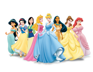 The Original Eight Princesses