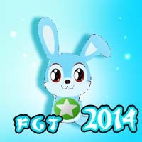 Popper The Bunny [Mascot 2014] (By lena_t)