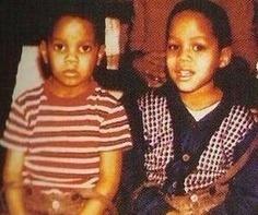 Michael and Marlon