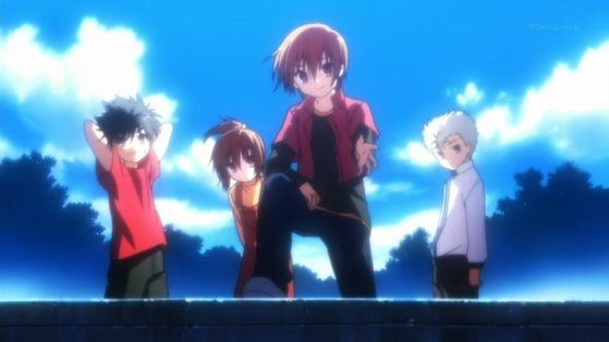 They saved me from my loneliness...(Little Busters)