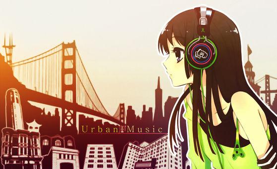 Urban موسیقی