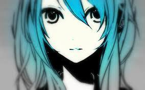 Hatsune Miku Close Up