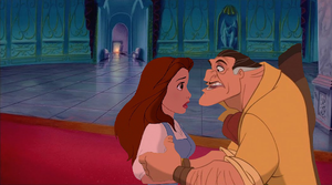 """""""Belle, what's wrong?"""""""