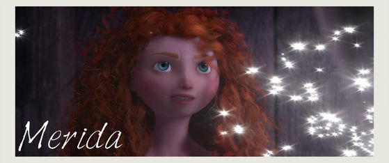 Ok Merida be calm. Don't hit her. For now...