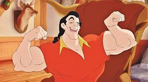 """""""Gaston, you are positively primeval."""" - Belle"""