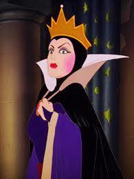 """""""Slave in the magic mirror, come from the farthest space, through wind and darkness I summon thee.  Speak!  Let me see thy face!"""" - Evil Queen"""