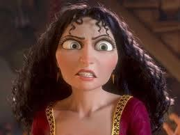 """""""Mother knows best!"""" - M Gothel.  (Well, yeah, but you're not her mother, are you?)"""