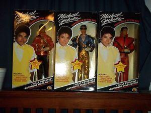 Vintage Michael Jackson búp bê From The Mid-80's