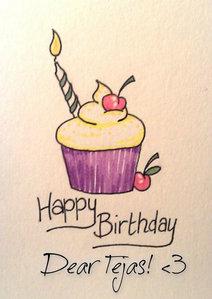 Happy Birthday! Bff ! ♥