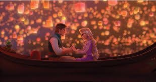"""Something brought toi here, Flynn Rider. Call it what toi will. Fate, destiny..."" - Rapunzel. ""A horse."" - Flynn"