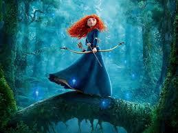 """You have to be Rebelle enough to see it."" - Merida"