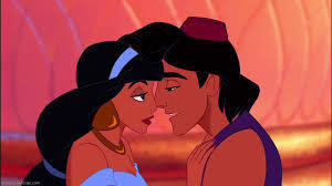 Oh Aladdin, Ты are so hot, I Любовь you!